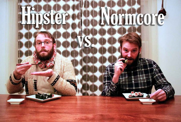 Hipster-vs-Normcore